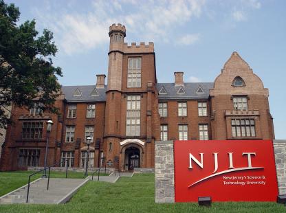 NJIT Eberhart Hall