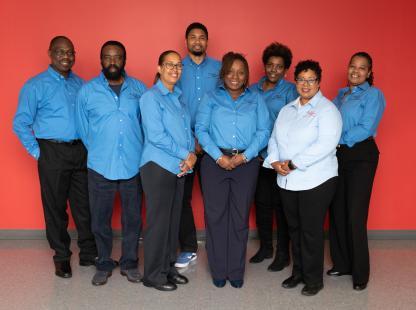 EOP Staff Group photo