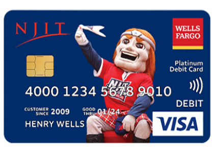 Highlander Debit Card