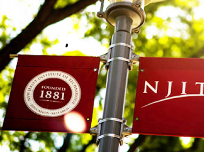 Photo of NJIT Campus