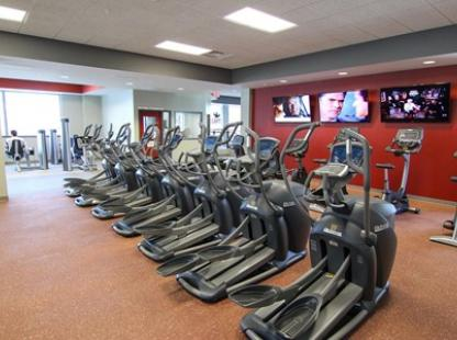 Gyms & facilities new jersey institute of technology