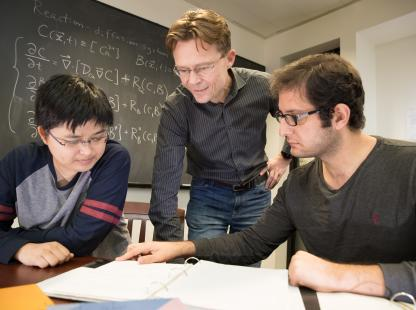M.S. Applied Mathematics