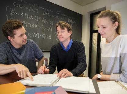 Ph.D. Mathematical Sciences