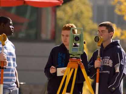 B.S.E.T. Surveying Engineering Technology
